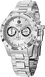 Ball Men's CM2098C-SCJ-SL Engineer Analog Display Swiss Automatic Silver Watch