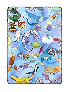 Brand New Air Defender Case For Ipad (pokemon)