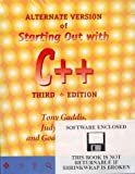 Starting Out C++, Tony Gaddis, Judy Walters, 1576760642