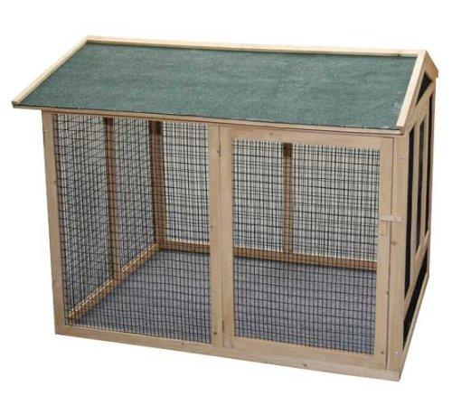 Kerbl Outdoor Enclosure Appartment, 116 x 76 x 90 cm