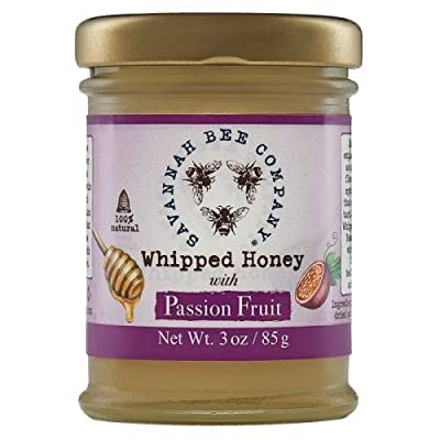 Whipped Honey with Passion Fruit (4 pack)