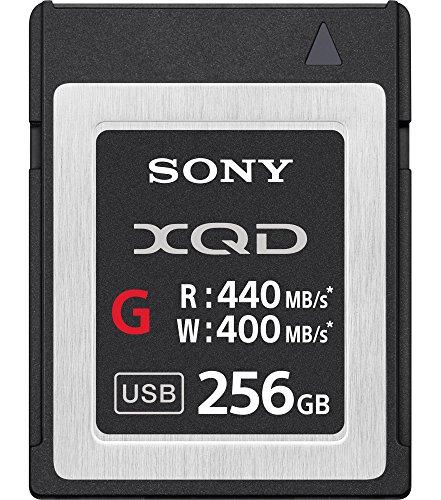 Sony Professional XQD G Series 256GB  Memory Card (QDG256E/J) by Sony