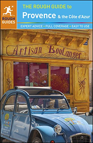 The Rough Guide to Provence & Cote d'Azur  (Travel Guide -