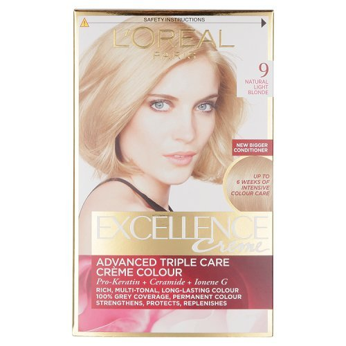 Loreal Excellence  Lightest Natural Blonde Reviews