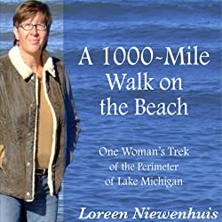 A 1000-Mile Walk on the Beach