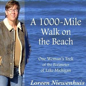 A 1000-Mile Walk on the Beach Hörbuch