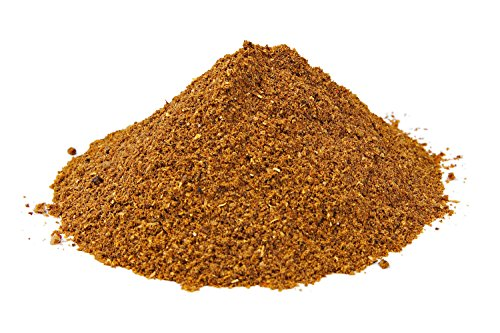 (The Spice Way Ethiopian Berbere – Mildly Hot Ethiopian Traditional Spice Blend. No Additives, No Preservatives, No Fillers, just spices we grow in our farm Resealable Bag)