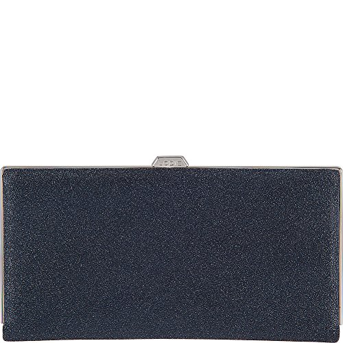 Lodis Accessories Women's Romance RFID Quinn Clutch Wallet Midnight One Size by Lodis