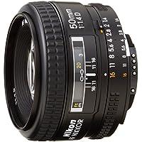 Nikon AF FX NIKKOR 50mm F/1.4D DSLR Lens with Auto Focus for Nikon DSLR Cameras Basic Facts Review Image