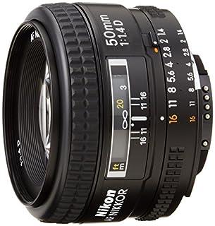 Nikon AF FX NIKKOR 50mm F/1.4D DSLR Lens with Auto Focus for Nikon DSLR Cameras (B00005LENO) | Amazon Products