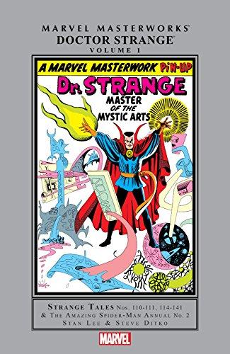 Doctor Strange Masterworks Vol. 1 (Strange Tales (1951-1968)) ()
