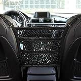 Best Car Bags - AMEIQ 3-Layer Car Mesh Organizer, Seat Back Net Review