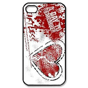 Customize Famous Rock Band A Day To Remember Back Case for iphone4 4S JN4S-1710