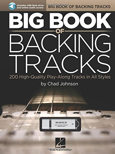 Big Book of Backing Tracks: 200 High-Quality Play-Along Tracks in All Styles ()
