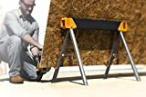 Toughbuilt TB-C500 Sawhorse with 2x4 Support Arms