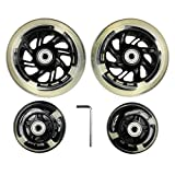 RIMABLE Kick Scooter Replacement Wheels