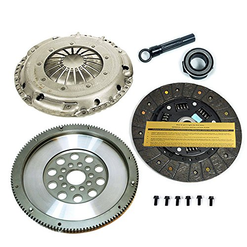 (SACHS-EFT STAGE 2 DISC CLUTCH KIT & CHROMOLY MFLYWHEEL for VW CARS with VR6 MOTOR)
