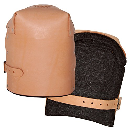 Bucket Boss 92013 Pro Leather Kneepads (Leather Pro Pads Knee)
