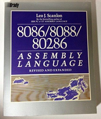 8086/8088/80286 Assembly Language by Scanlon Leo J. (1988-04-01) Paperback