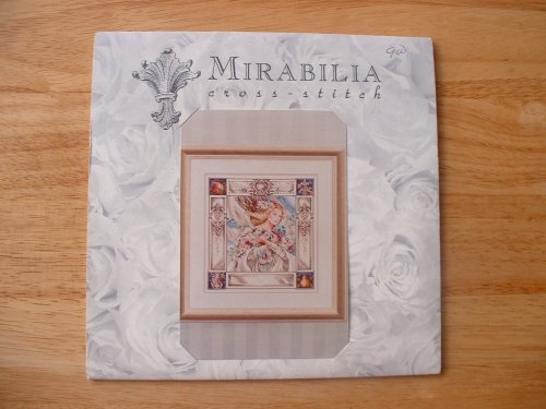 Elizabeth And The Lavender Sky Mirabilia Cross Stitch Patter
