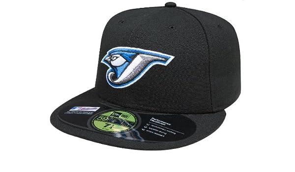 Amazon.com   MLB Toronto Blue Jays Authentic On Field Game 59FIFTY ... 991f2eb8b
