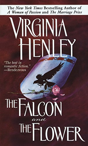 West Virginia Flower - The Falcon and the Flower (Medieval Plantagenet Trilogy)
