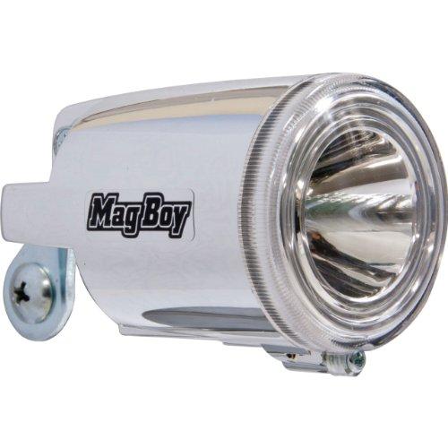 [해외] 마루젠(MARUZEN) Mag Boy [MLI-1AL] 허브 다이나모장착차 용LED헤드라이어이트
