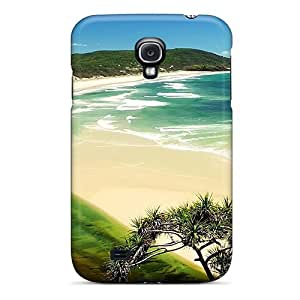 pc Case For Galaxy S4 With Indian Beach