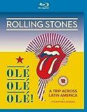 The Rolling Stones - Olé Olé Olé! A Trip Across Latin America [Blu-ray] [Import italien]