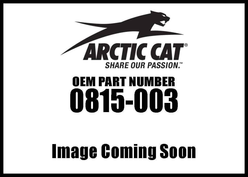 Arctic Cat 0815-003 SPACER STARTER IDLER GEAR NO 2