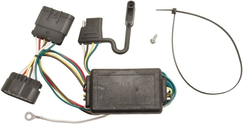 Tekonsha 118401 T-One Connector Assembly with Circuit Protected Converter