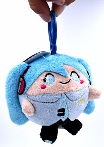 Micro Squishable Hatsune Miku 3' Keychain Designer Plush Figure