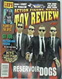 Lee's Action Figure News and Toy Review #101 TOY Fair 2001, Reservoir Dogs, Gi Joe, Mcfarlane