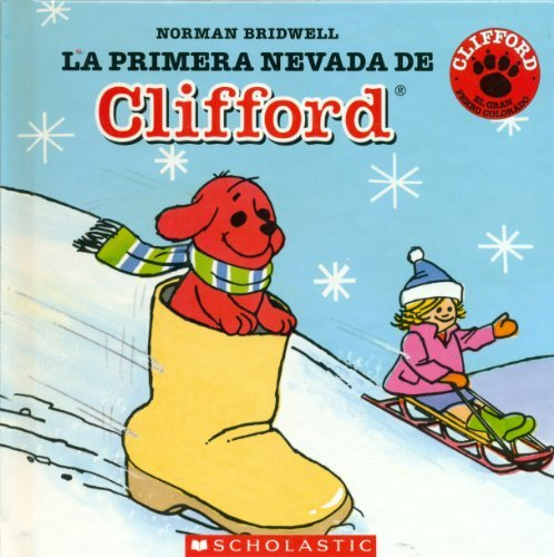 Books : La Primera Nevada de Clifford