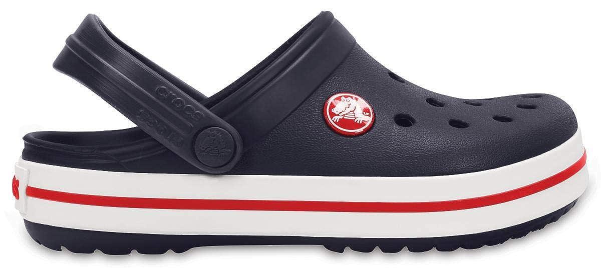 Crocs Kids Navy Crocband Kids 4//5 US Toddler