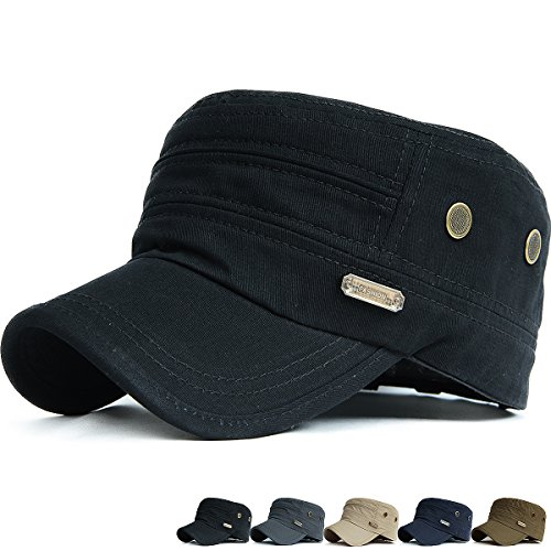 Rayna Fashion Unisex Adult Cadet Caps Military Hats Various Design and Colors Gi Style Jungle