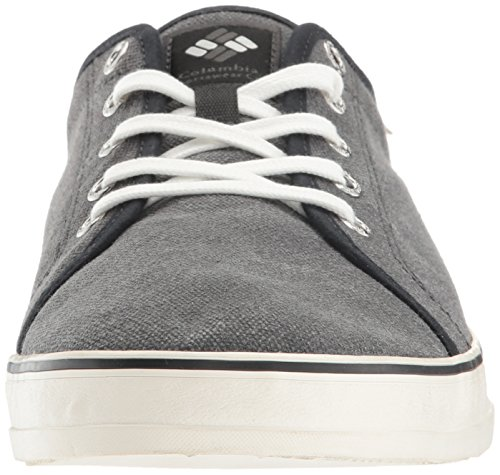 Columbia Vulc N Vent Shore Lace Collegiate Navy, Sea Salt Black, Sea Salt