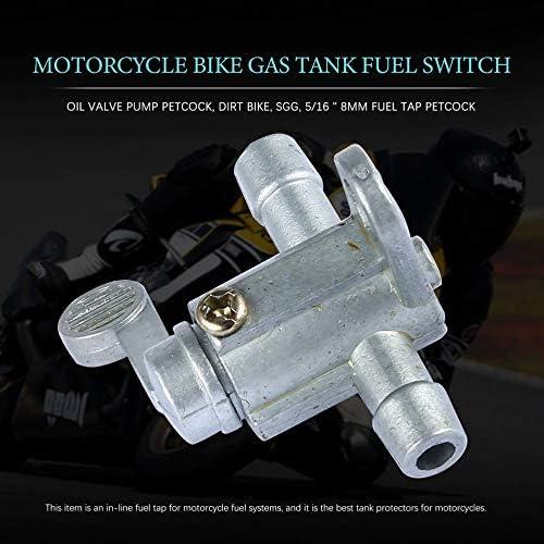 Keahup Benzina in,47cc 49cc Motociclo T8F 8mm 11 14 17 20 Denti pignone pignone Catena ingranaggio Blue