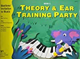 WP276 - Bastiens Invitation to Music Theory and Ear Training Party Book C