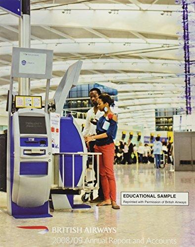 British Airways 2008/ 2009 Annual Report