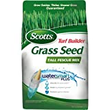 Scotts Turf Builder Grass Seed - Tall Fescue Mix, 7-Pound