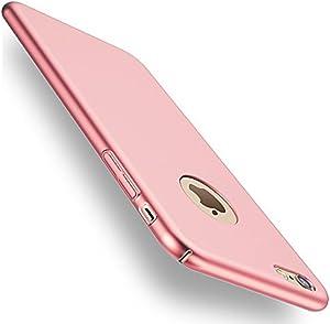 ACMBO iPhone 6s Plus/ 6 Plus case, Ultrathin Micro Matte [Skin Touch Feel] Metallic Texture Anti-Fingerprints Non-Slip No-Fade Shockproof PC Phone Case Cover for iPhone 6 plus/6s Plus 5.5