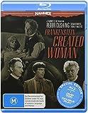 Hammer Horror-Frankenstein Created Woman [Blu-ray]