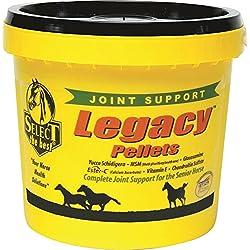 RICHDEL 784299542006 Legacy Pellets Joint Support for Senior Horses, 20 lb