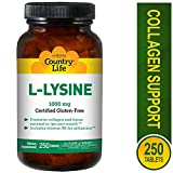 Country Life Lysines - Best Reviews Guide