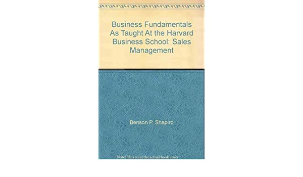 Business Fundamentals As Taught At The Harvard Business School
