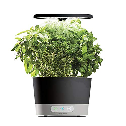 AeroGarden Harvest 360 - Black (Best Aeroponic System 2019)
