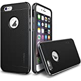 iPhone 6S Plus Case, Verus [Iron Shield][Titanium Silver] - [Aluminum Metal][Slim Fit] For Apple iPhone 6 6S Plus 5.5