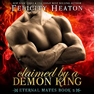 Claimed by a Demon King Audiobook