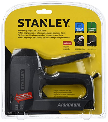 076174050073 - Stanley TR250 SharpShooter Plus Heavy-Duty Staple/Brad Nail Gun carousel main 2